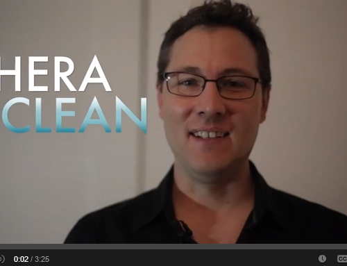 How Easy is the Thera-Clean Procedure?